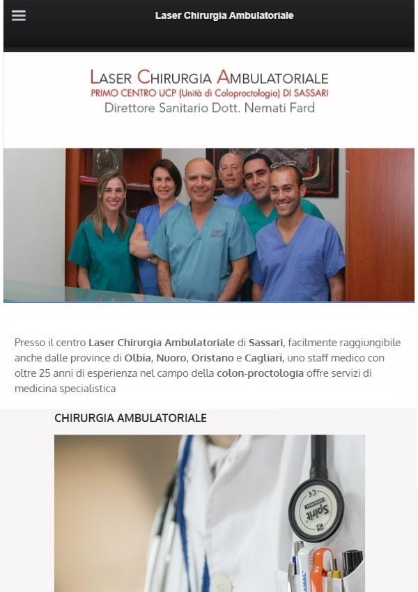 progetto SEO e Digital per centro medico