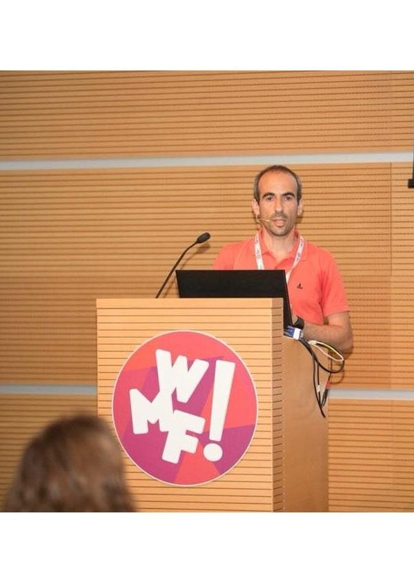 intervento al Web Marketing Festival, Rimini